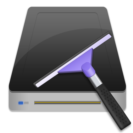 how to clean hard disk drive on mac