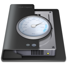 disk expert - erase space on mac drive