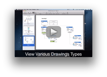 MS Office Visio Professional 2007 download mac