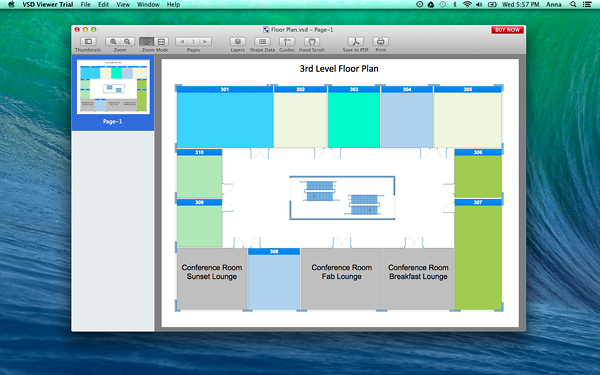 open-visio-on-mavericks