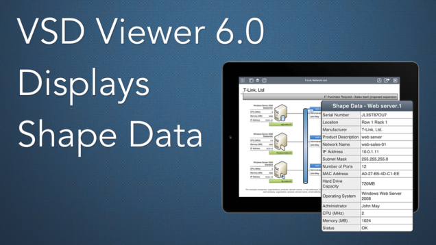 shape data - vsd viewer