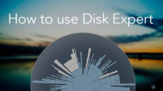 How to Use Disk Expert