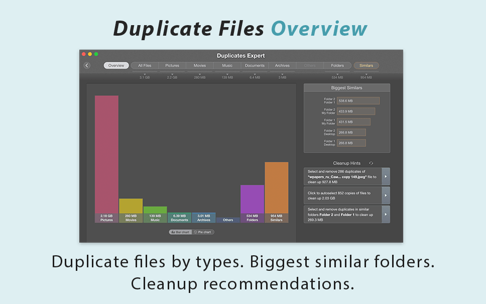 duplicates expert - overview