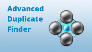 Blog-Advanced-Duplicate-Finder