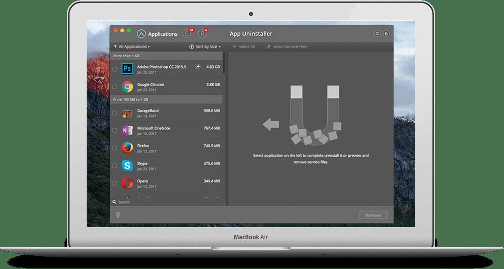 mac app uninstaller