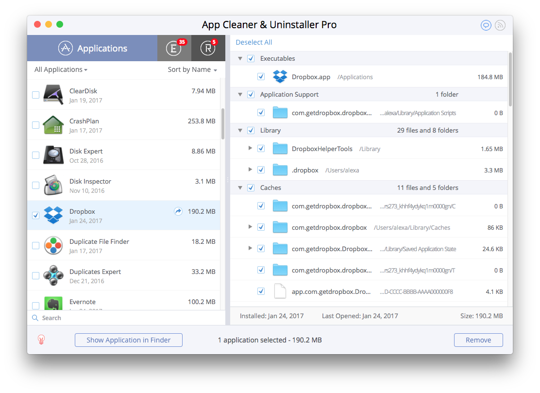 App cleaner uninstaller for mac free download app cleaner pro fandeluxe Choice Image