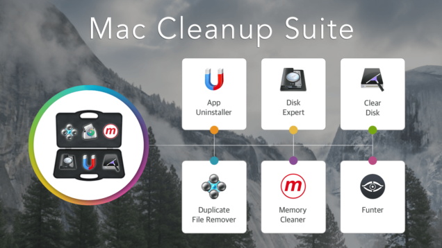 mac cleanup suite for yosemite
