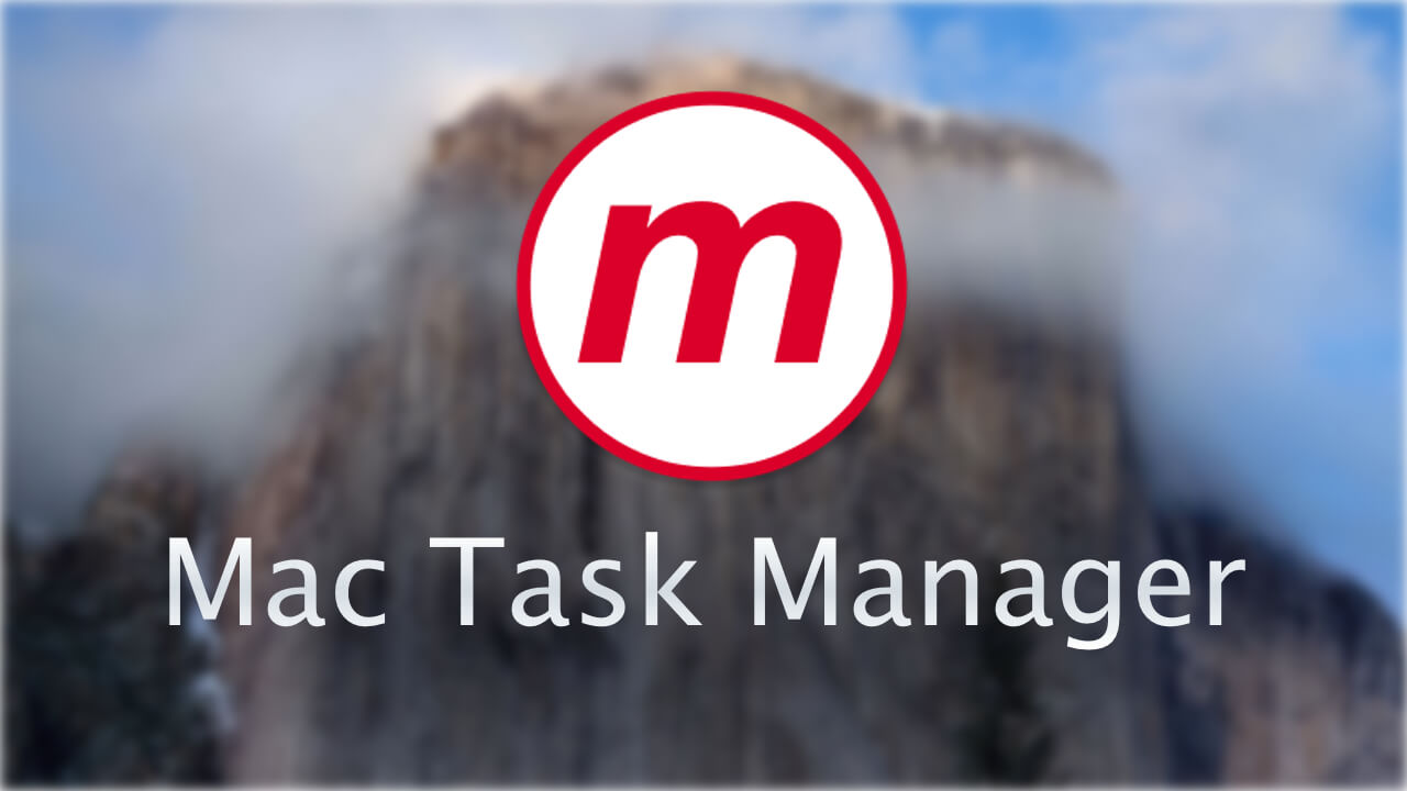 Mac task manager