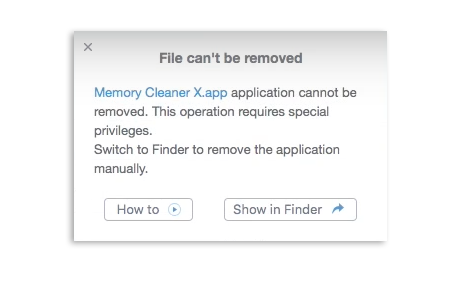 appcleaner-remove executable