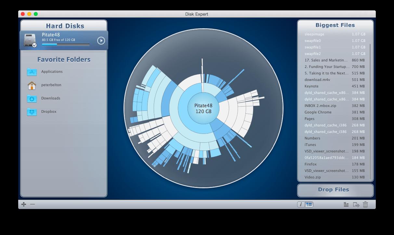 data-oversaturation-disk-expert