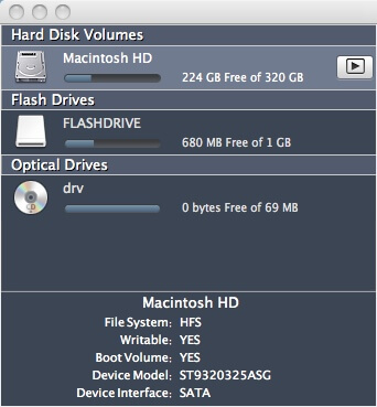 disk-inspector-volume-information