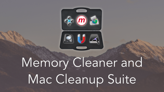 ram cleaner - cleanup suite