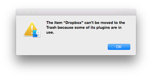 Uninstall dropbox mac 2