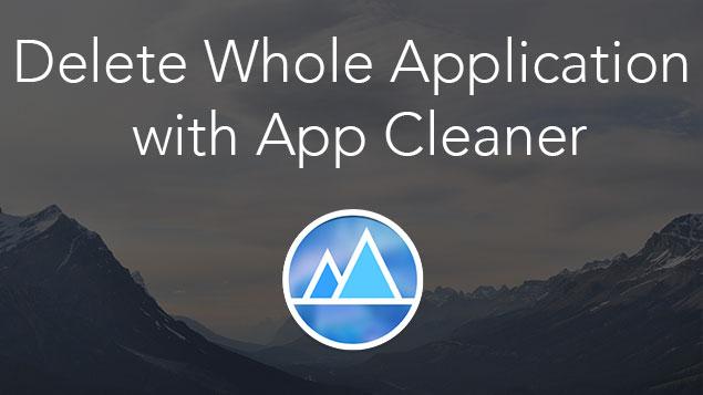 delete app permanently