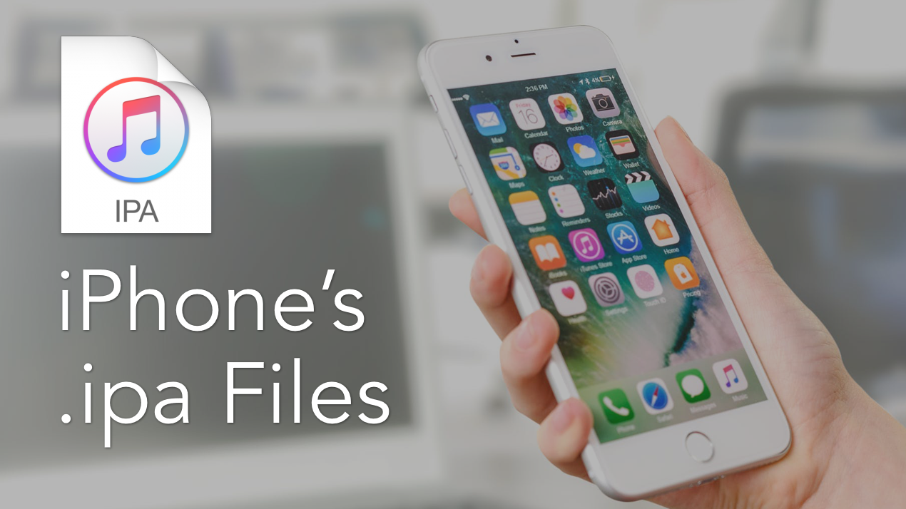 delete files on iPhone
