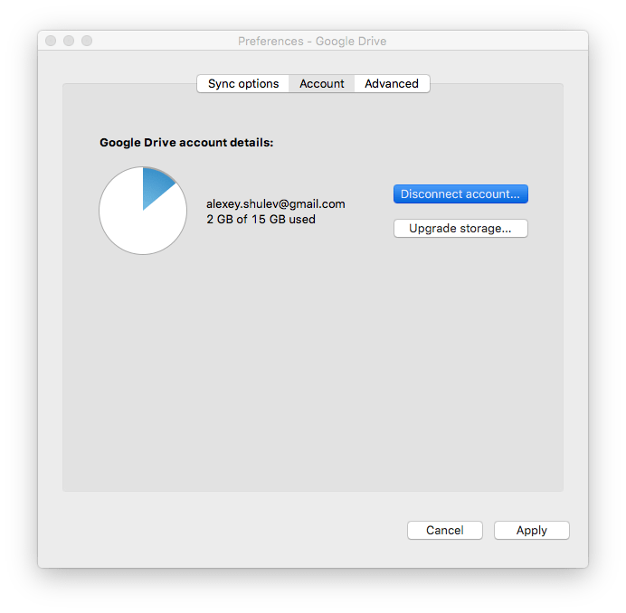 Uninstall google drive mac #2