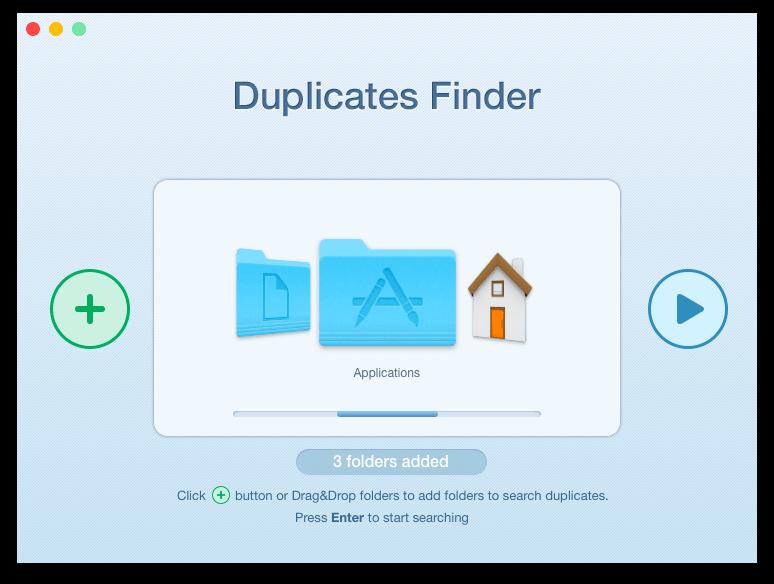 Duplicate File Finder for Mac - Free Download