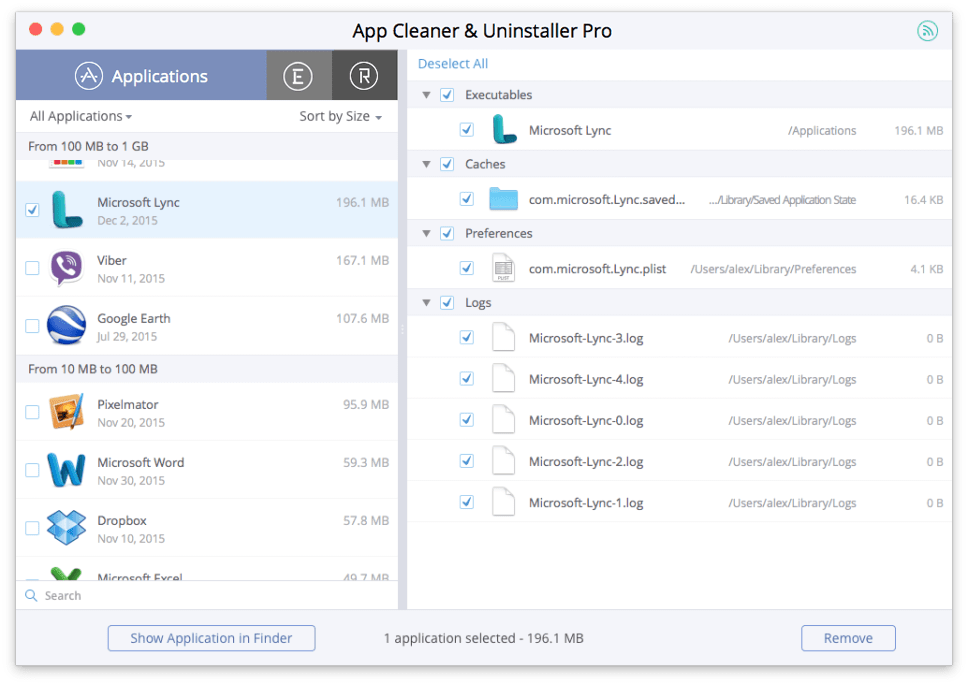 How to Uninstall Lync on Mac Correctly