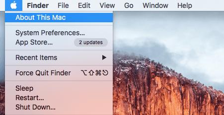 Chech Memory Mac #1