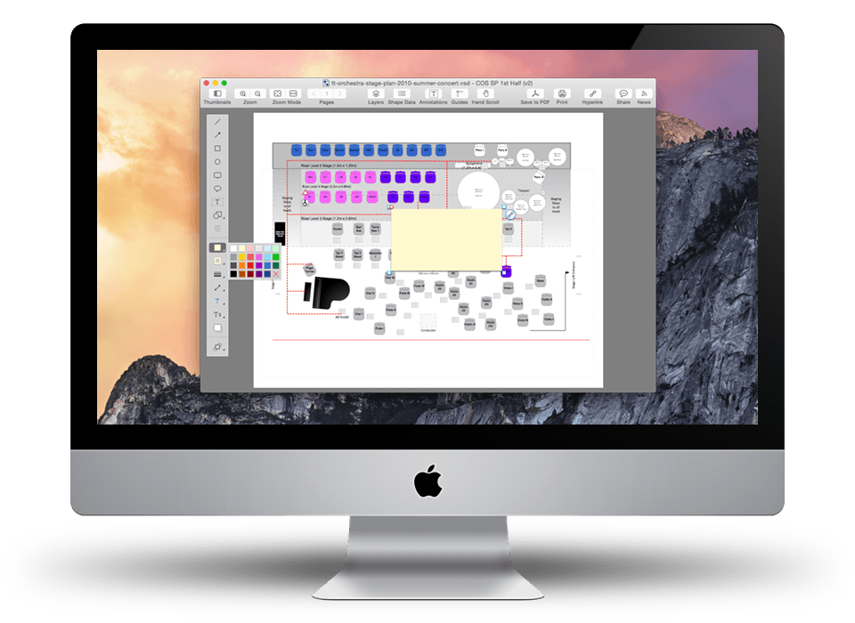 Visio Viewer on Mac