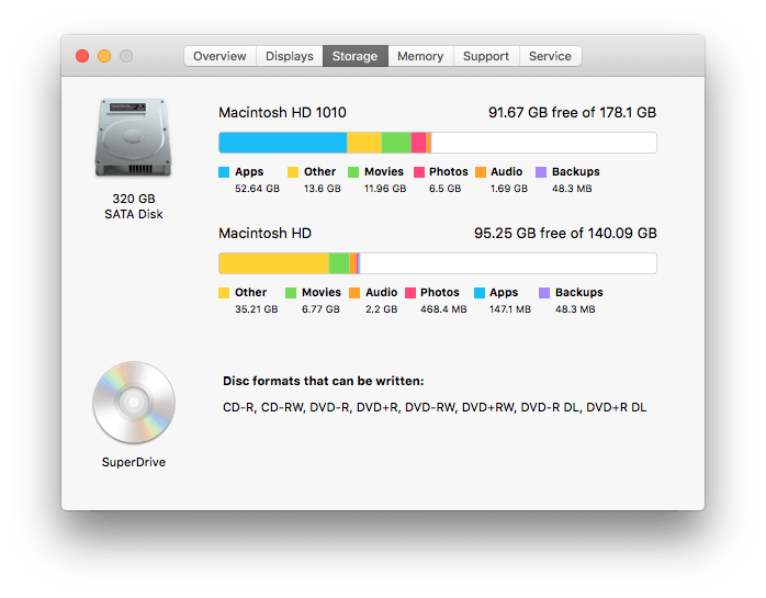 check mac memory #3