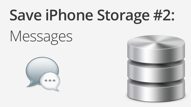 storage phone messages