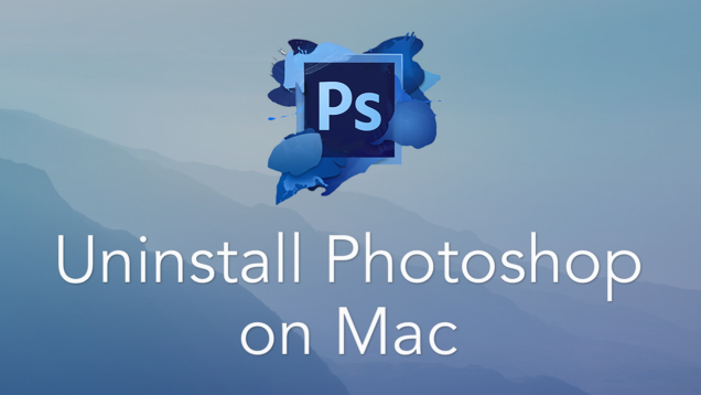 photoshop uninstaller