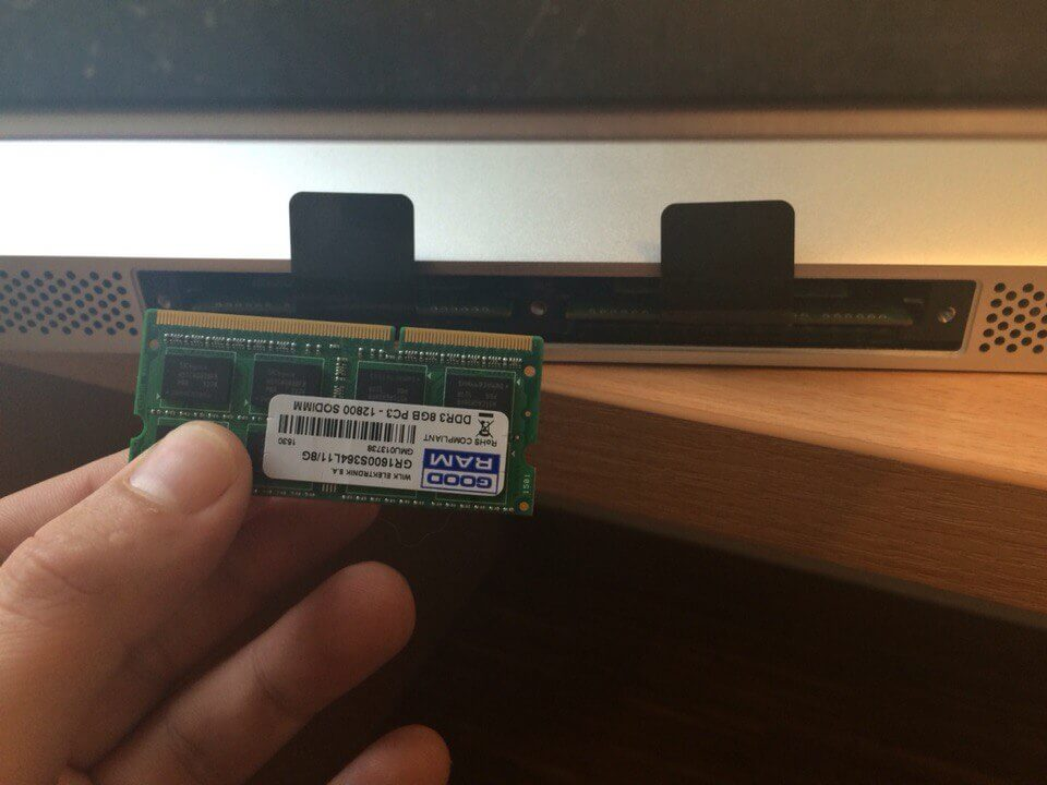 iMac RAM replacement #5