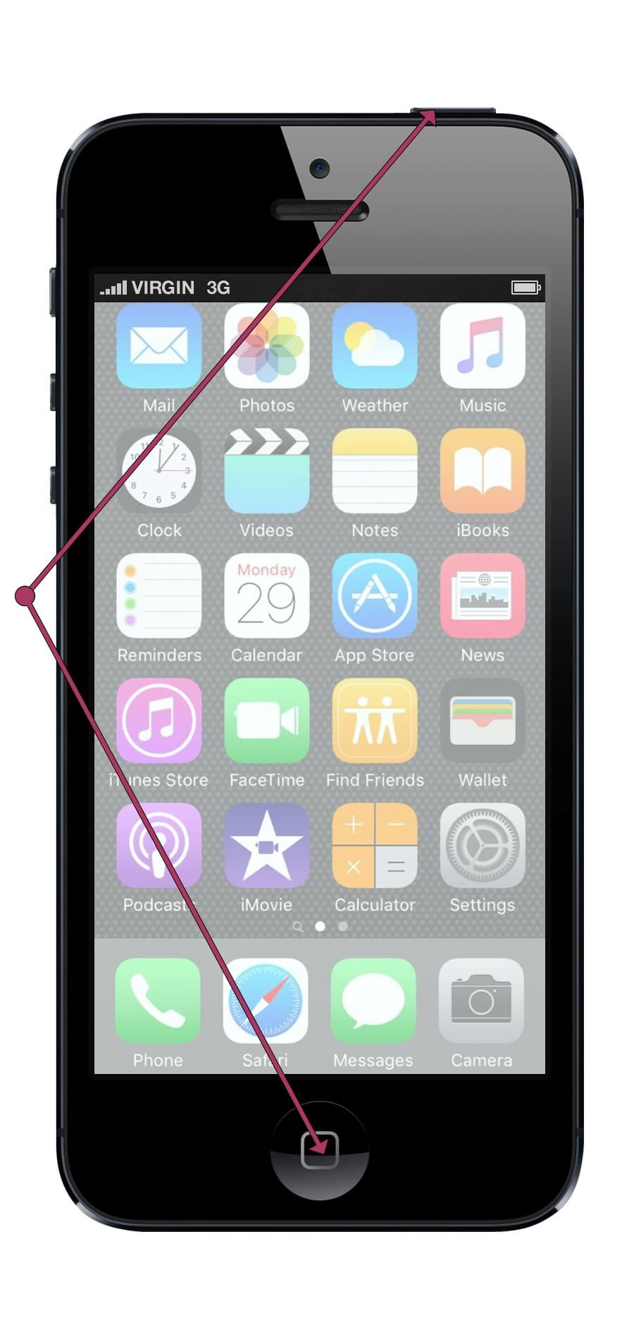 iphone shortcut button iphone tricks and shortcuts nektony 8598