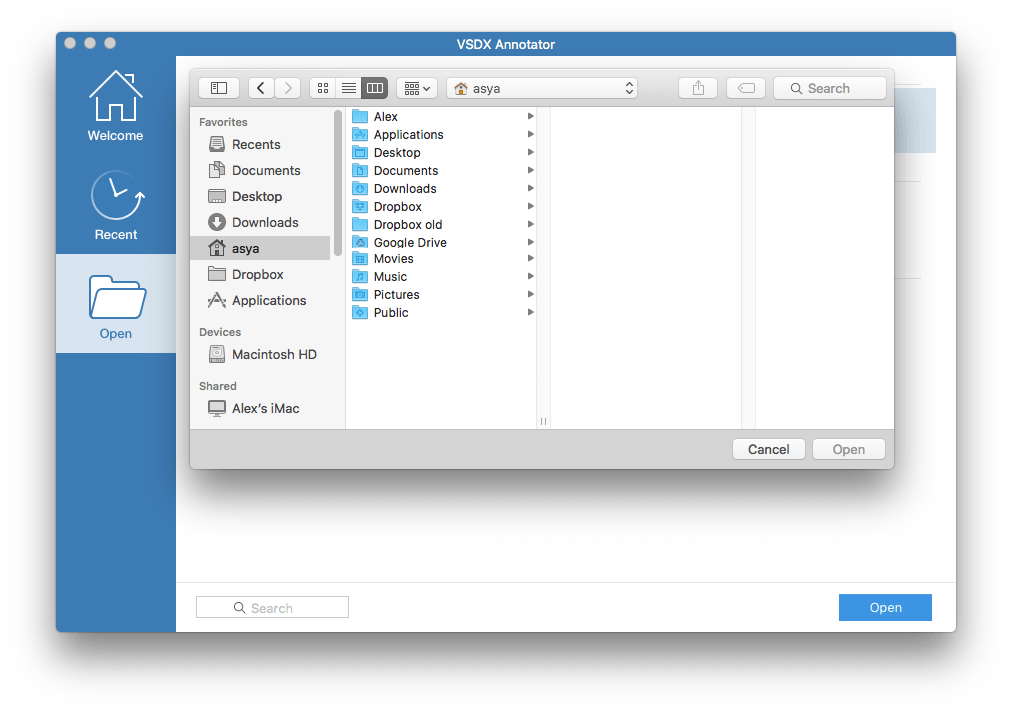 Open Visio files on Mac