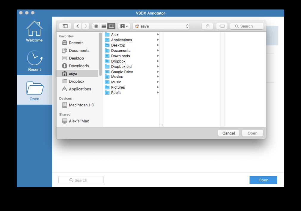 faq vsdx annotator vsdx viewer and editor for mac