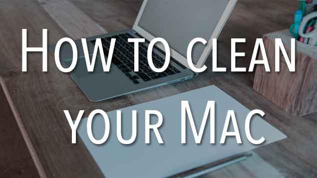 clean a Mac