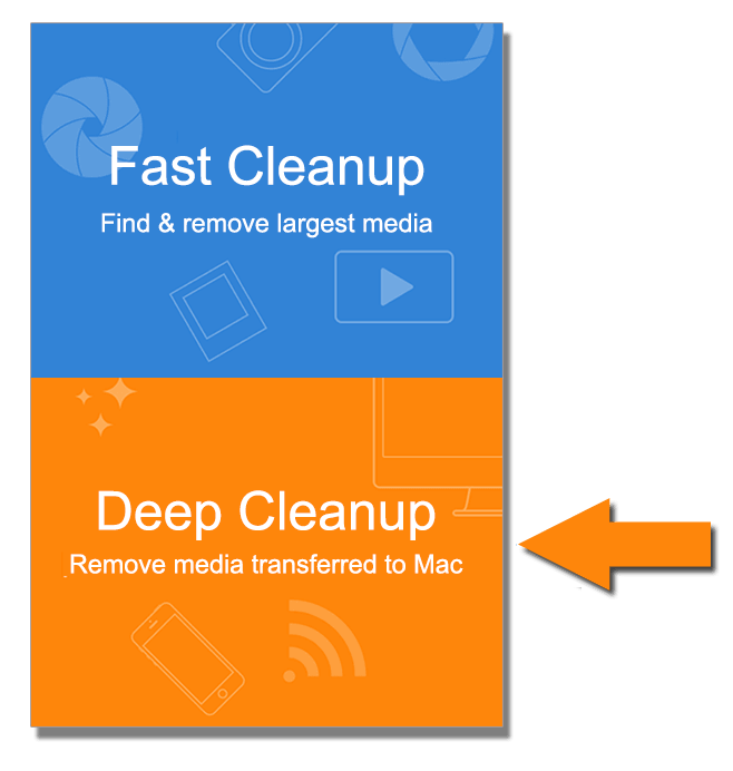 deep-cleanup-clean storage