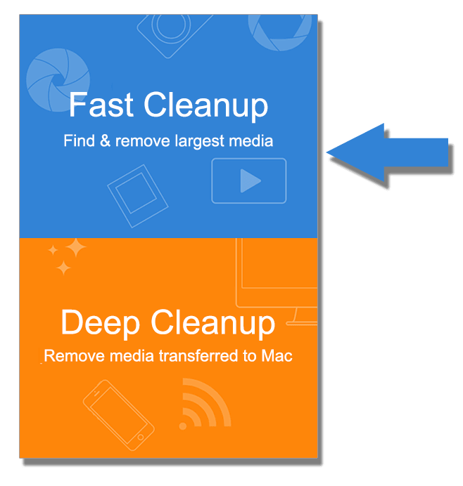 fast-cleanup-clean storage