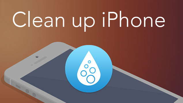 clean iphone storage phone cleaner get more storage on iphone 7589