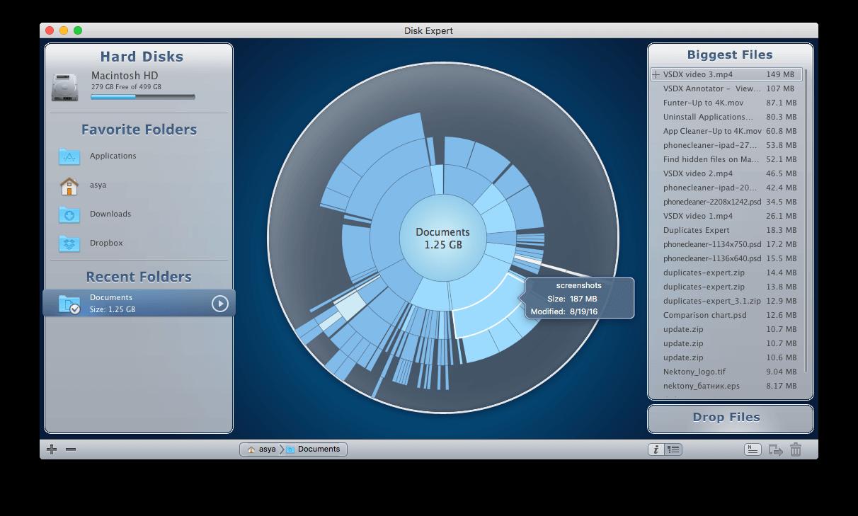 disk expert