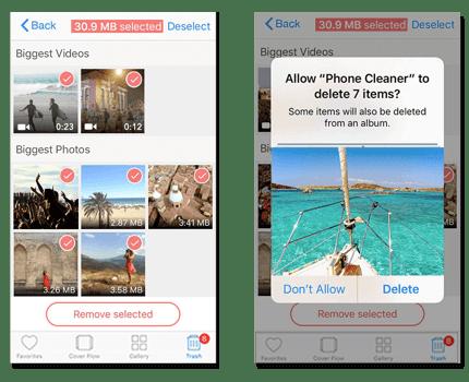 iphone cleaner app