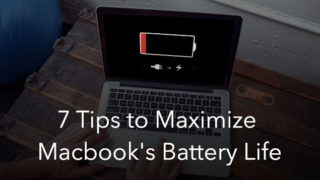 save battery power