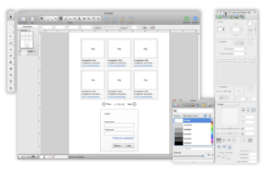 omnigraffle - visio for mac