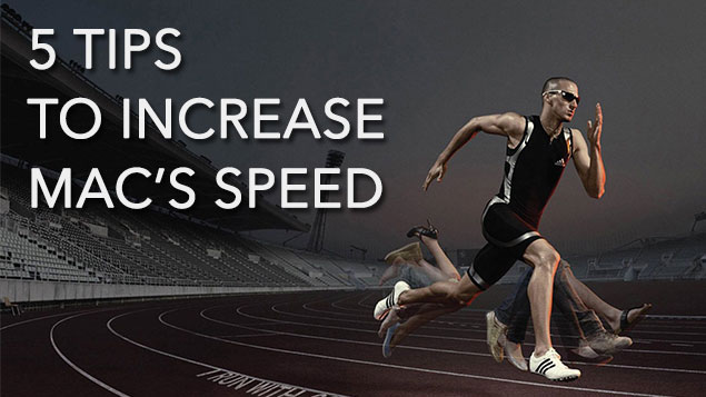 how to increase download speed on mac
