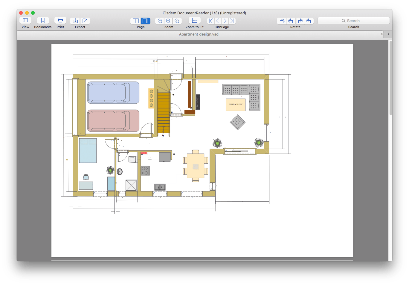 visio reader mac