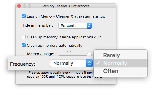 frequency-based-memory-cleaner