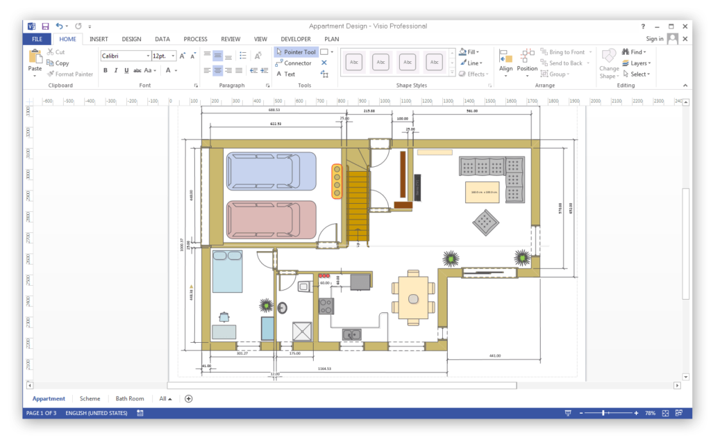 visio software