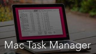 task manager banner
