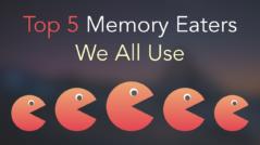 Mac memory eaters