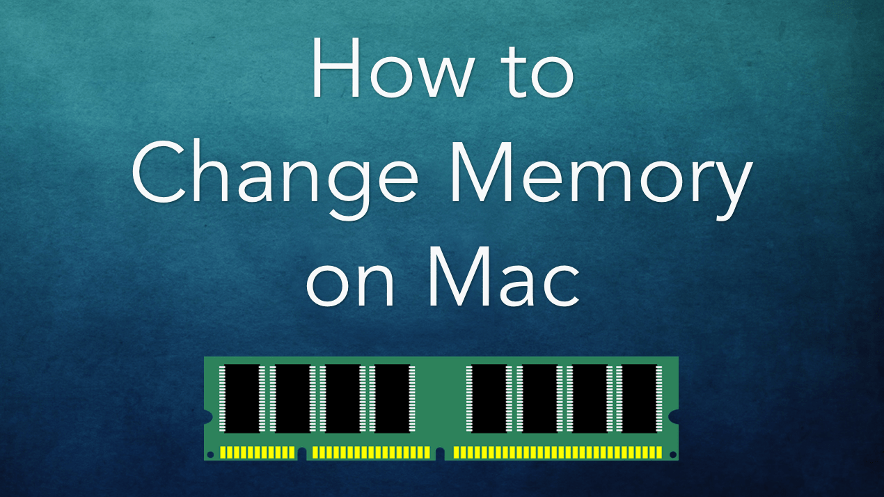 iMac RAM Replacement