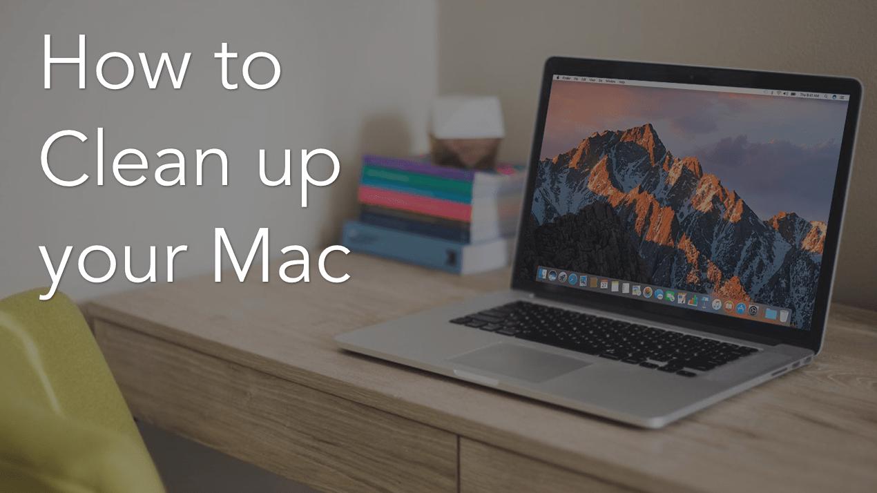 clean mac