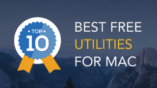 free utilities for Mac