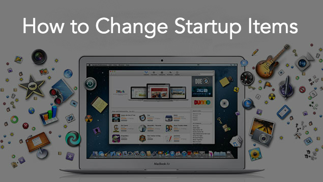 os x startup items