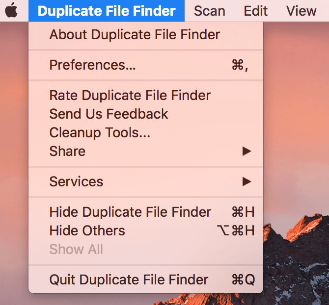 Duplicate Finder usefull tips #1